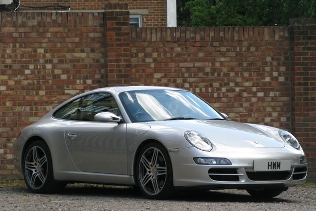 2005 Porsche 997 C2S Coupe