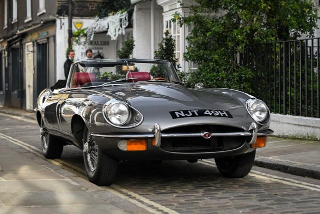 1969 Jaguar E-Type Series II 4.2