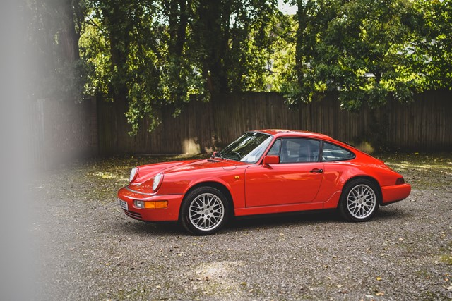 1991 Porsche 964 C2 Coupe - Manual (One Owner Only)