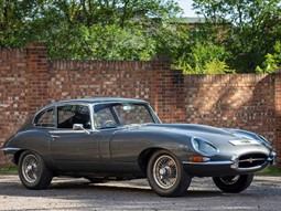 JAGUARE-TYPE 4.2 COUPE