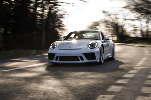 2017 Porsche 991.2 GT3