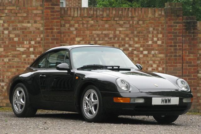 1997 Porsche 993 C2 Targa