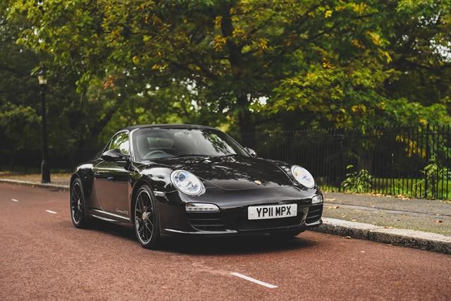 2011 Porsche 911 997 C2 GTS Cabriolet Manual
