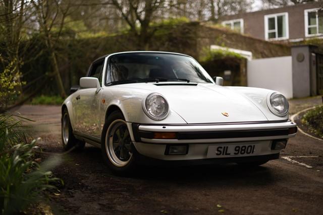 1989 PORSCHE  911 CARRERA 3.2 SPORT TARGA