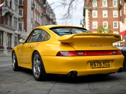 PORSCHE993 TURBO S COUPE