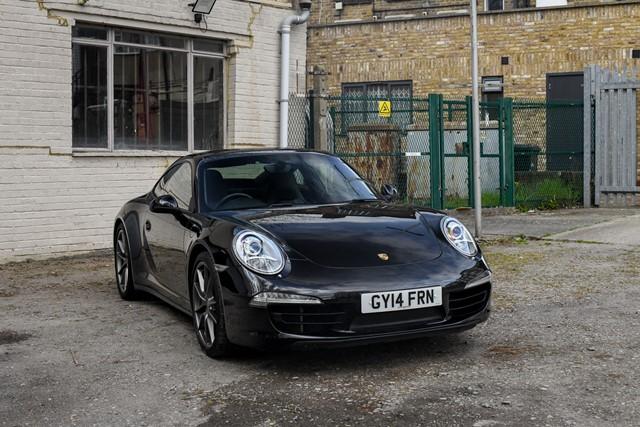 2014 Porsche 991 C4S